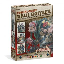 Zombicide Black Plague – Special Guest : Paul Bonner