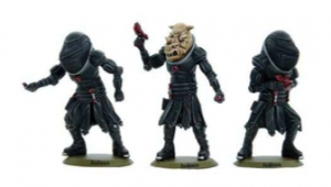Doctor Who – The miniatures game : Judoon