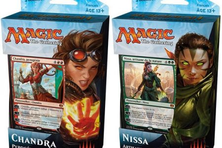 Magic the Gathering : KALADESH – Deux decks Planeswalker