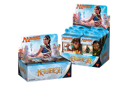 Magic the Gathering : KALADESH – Booster