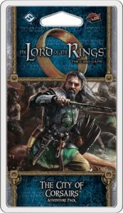 Lord of the Rings LCG – The City of Corsairs