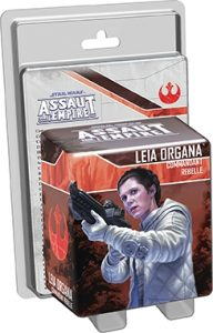 Star Wars Assaut sur l'Empire : Leia Organa, Commandant Rebelle