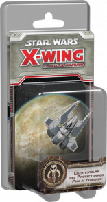 Star Wars X-Wing : Chasseur Stellaire du Protectorat