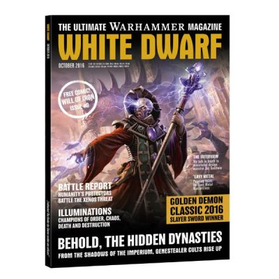White Dwarf (English) October 2016