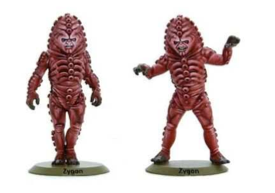 Doctor Who – The miniatures game : Zygons