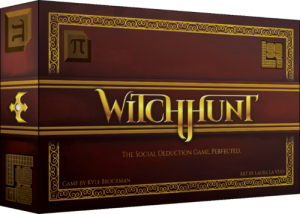 Witch Hunt (Social Deduction Game)