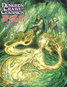 Dungeon Crawl Classics : 2016 Holiday – Twilight of the Solstice