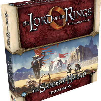 Lord of the Rings LCG – The Sands of Harad