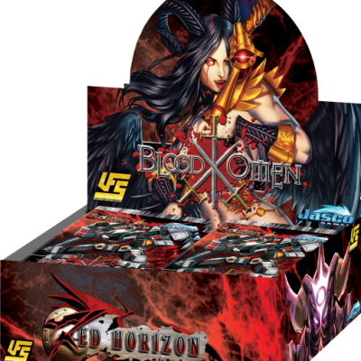 UFS Red Horizon: Blood Omen Booster Display