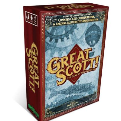 Great Scott! – The Game of Mad Invention
