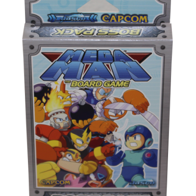 Mega Man The Board Game : Boss Pack